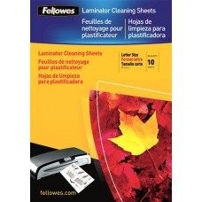 Laminator cleaning sheets 10-pack