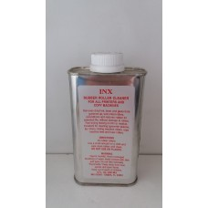 INX kummirullipuhasti, 236 ml