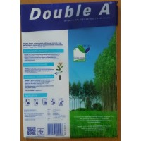 Paper DOUBLE A A4 80g 100 pages