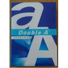 Paper DOUBLE A A4 70g 500 pages