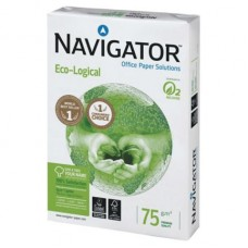 Paber NAVIGATOR Eco-logical A4 75g 500-lk