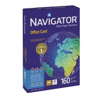 Paber NAVIGATOR Office Card A4 160g 250-lk