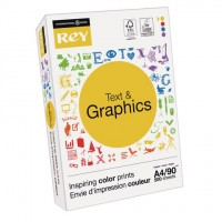 Paper REY Text & Graphics A4 80g 500 pages