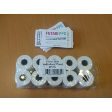 Thermal paper 57mm x 15m, 10-pack