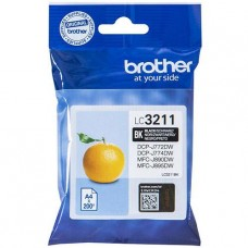 Brother LC-3211-BK ink