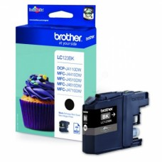 Brother LC-123-BK tint