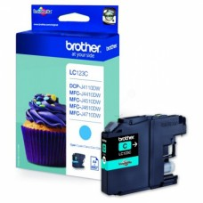 Brother LC-123-C tint