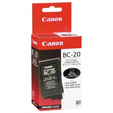 Canon BC-20 must tint