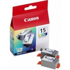 Canon BCI-15 color ink 2-pack