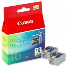 Canon BCI-16 color ink 2-pack