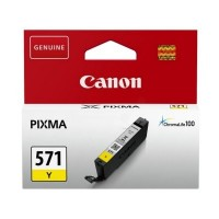 Canon CLI-571Y yellow ink 7ml