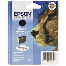 Epson T0711 black ink 7,4 ml