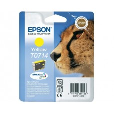 Epson T0714 yellow ink 5,5 ml