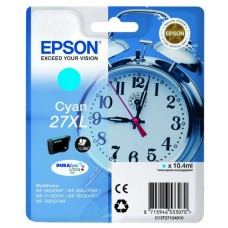 EPSON 27XL cyan ink 10,4 ml