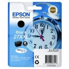 EPSON 27XXL black ink 34,1 ml