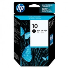 HP 10 black ink C4844AE