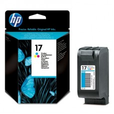 HP 17 black ink C6625A