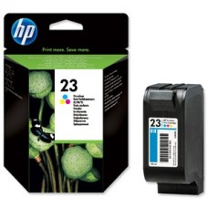HP 23 colour ink C1823D