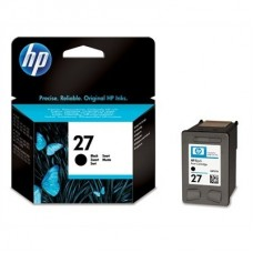 HP 27 black ink C8727AE