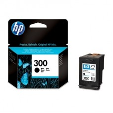 HP 300 black ink CC640EE