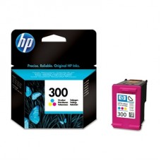 HP 300 colour ink CC643EE