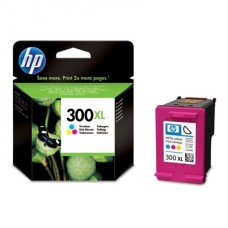 HP 300XL colour ink CC644EE
