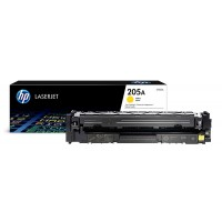 HP 205A (CF532A) yellow toner